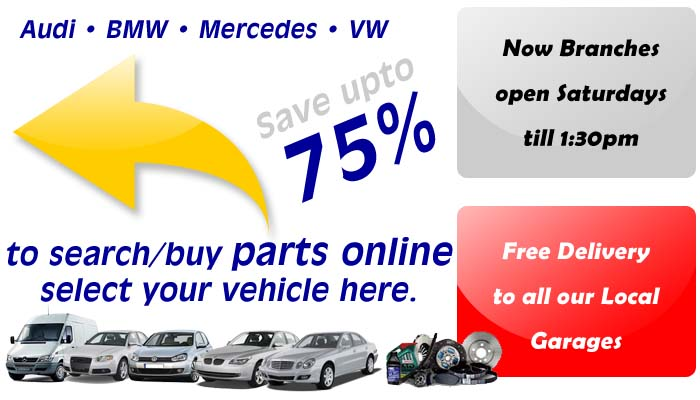 Car Parts Online Mercedes Parts Bmw Parts Vw Parts Audi Parts Sprinter Exhausts